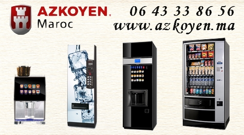 coffee vending machine maroc